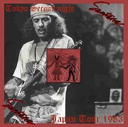 Santana - Japan Tour 1983 Tokyo