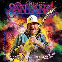 SANTANA - Transmogrify Japan Tour 2017  Osaka