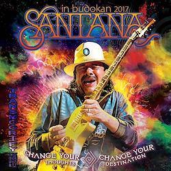 SANTANA - Transmogrify Japan Tour 2017  Tokyo