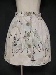 bambiスカート