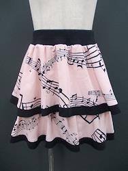 Swing Note スカート