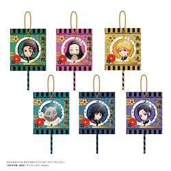 Demon blade candy keychain 6type set  鬼滅の刃 キャンディーマスコット 6種セット