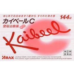 アラクス カイベールC 144錠