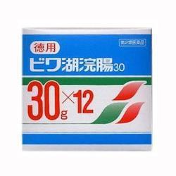 【おまとめセット】【胃腸薬】ビワ湖浣腸30 30g×12個×2セット