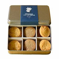 レ・ド・シェーブル 海のクッキー BOITE DE SABLE LA MER