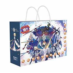 2021年限定 福袋 ラッキーバッグ Fate/Grand Order グッズセットHAPPY BAG 萌えグッズ ラッキーハンドロープ 人気アニメ ステッカー 写真シールなど 誕生日 スペシャルセッ