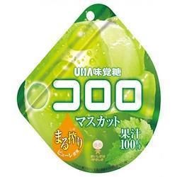 UHA味覚糖 コロロ マスカット 48g×6袋入 北海道・沖縄・離島は別途送料が必要。