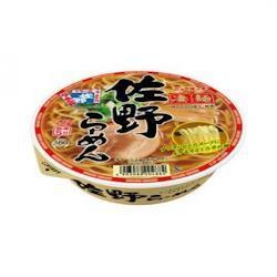 ニュータッチ 凄麺 佐野らーめん 1箱 12個入り カップ麺 佐野 1ケース 12個 ノンフライ
