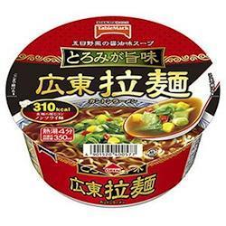 テーブルマーク 広東拉麺 しょうゆ 90g×12入