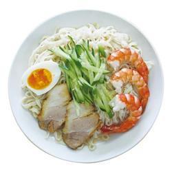 【クラタ食品】呉の冷麺生4食セット