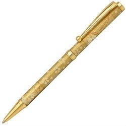 日本製 職人さん手作り 美濃和紙ボールペン 伝統工芸 金箔さくら PMW1555