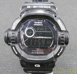 CASHI G-SHOCK クォーツ・デジタル腕時計 GW-9200BWJ