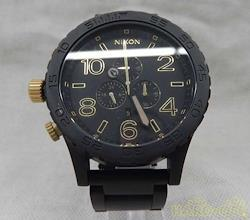 NIXON クォーツ・アナログ腕時計 THE 51-30 CHRONO