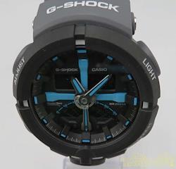 CASIO クォーツ・アナログ腕時計 GA-500P