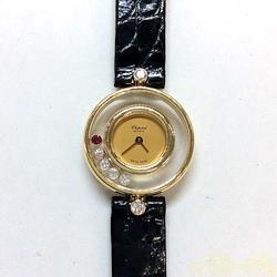 CHOPARD クォーツ・アナログ腕時計 301612 4112