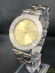YUJIRO クォーツ・アナログ腕時計 YUJIRO ISHIHARA
