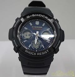 CASIO クォーツ・デジタル腕時計 AWG-M100SB