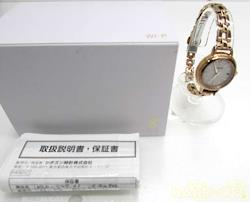 WICCA クォーツ・アナログ腕時計 K10-529-31