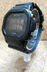 CASIO クォーツ・アナログ腕時計 GB-5600B