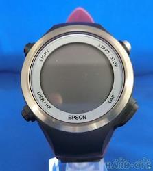 EPSON クォーツ・デジタル腕時計 SF-810