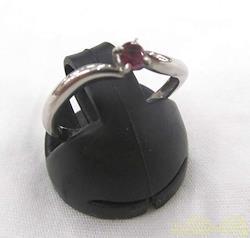 宝石付きリング プラチナ 10号  2.0g