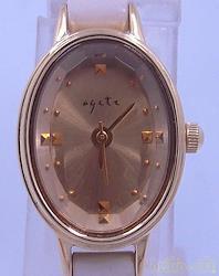 AGETE FIRST クォーツ・アナログ腕時計 AGETEF6BR(1510)
