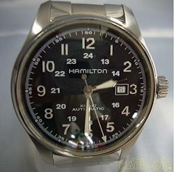 HAMILTON 自動巻き腕時計 H706250