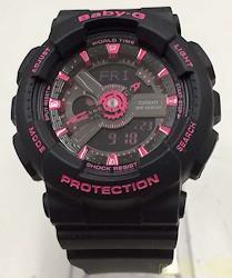 CASIO クォーツ・アナログ腕時計 BA-111