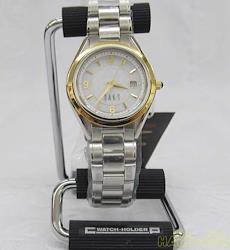 DAKS クォーツ・アナログ腕時計 WR0021WG