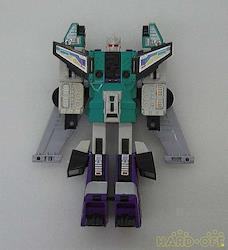 トランスフォーマー D-98 シックスショット タカラ リアルロボット
