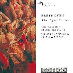 Beethoven: The Symphonies / Hogwood%カンマ% Academy of Ancient Music