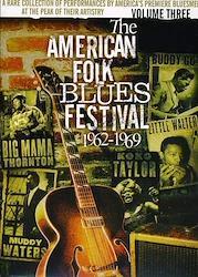 American Folk Blues Festival 1962-1969 Vol.3 [DVD] [Import]