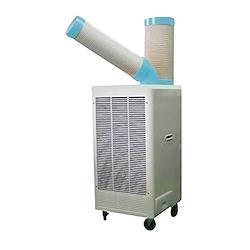 ナカトミ(NAKATOMI) 排熱ダクト付スポットクーラー 三相200V SPC-407T