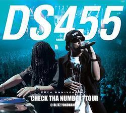 CHECK THA NUMBER TOUR AT BLITZ YOKOHAMA [2DVD+1CD]
