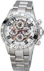 [ジョンハリソン] 腕時計 JH-003SW シルバー