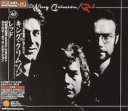 レッド~40周年記念エディション DVDオーディオ+K2HD HQCD
