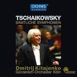 Dmitri Kitaenko - Tchaikovsky Samtliche Symphonien