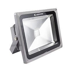GOODGOODS LED イルミネーションライト 16色 投光器 50W RGB 50M遠隔制御 リモコン付き 舞台照明 看板灯 庭照明 景観照明 LD106