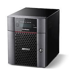 BUFFALO TeraStation TS5410DNシリーズ 4ドライブ 16TB TS5410DN1604