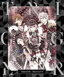 『アイドリッシュセブン』TRIGGER 1stフルアルバム (豪華盤) (メーカー特典なし)