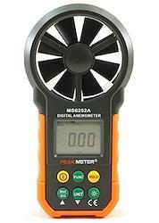 PEAKMETER MS6252A デジタル風速計