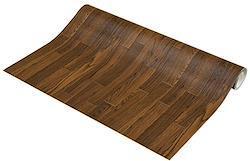 フリーカット 敷くだけリメイク床シート 木目 ナチュラル 約90×500cm 約90×500cm 02.木目ナチュラル