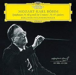 モーツァルト:交響曲第40番・第41番《ジュピター》