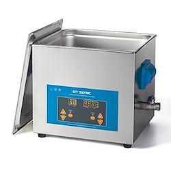 卓上型 超音波洗浄機 大型 業務用 レコード 超音波洗浄器 加熱 超音波 クリーナー 13l 300w 40khz スタンレス デジタル 超音波洗浄