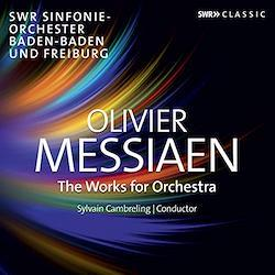 Olivier Messiaen The Works for Orchestra (8CD)