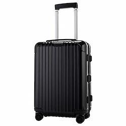 [ リモワ ] RIMOWA エッセンシャル キャビン S 34L 4輪 機内持ち込み スーツケース キャリーケース キャリーバッグ 83252624 Essential Cabin S 旧 サルサ [並行輸入品]  グロスブラック