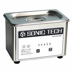 ソニックテック 超音波洗浄機 ST805 デジタル制御 超音波洗浄器 35W