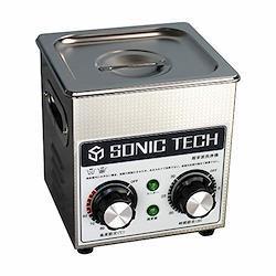 ソニックテック 超音波洗浄機 ST01M 50W 2L 機械制御? 超音波洗浄器