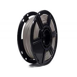 FLASHFORGE フィラメント pla 1.75mm 500g 3Dプリンター 3d printer PLA filament 【日本正規代理店】 (ライトグレーノンクリア)