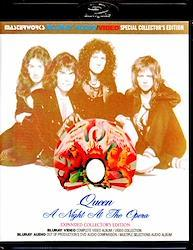 Queen/A Night at the Opera Blu-Ray Expanded Collector